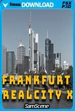 SamScene - Frankfurt RealCity X