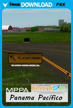 Panama Pacifico International Airport (MPPA) FSX