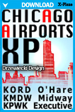 Chicago Airports XP (X-Plane)