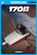 Alabeo C170B (X-Plane 11)