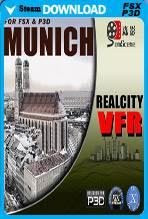 SamScene - Munich RealCity VFR for FSX/P3D