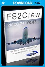FS2Crew : PMDG 747 QOTS II Edition