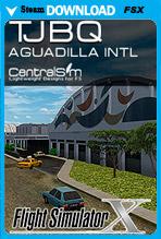 Rafael Hernandez Airport (TJBQ) FSX