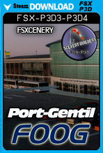 Port-Gentil International Airport (FOOG)