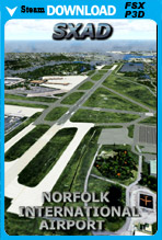 Norfolk International Airport (KORF)