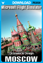 Moscow Landmarks (MSFS)