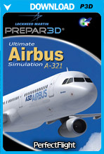 Ultimate Airbus A321 Simulation (P3D)