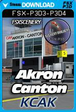 Akron Canton Airport (KCAK)