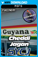 Cheddi Jagan International Airport (SYCJ) MSFS
