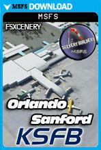 Orlando Sanford International Airport (KSFB) MSFS