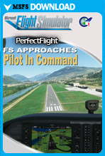FS Approaches – Pilot In Command (MSFS)
