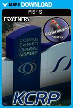 Corpus Christi International Airport(KCRP) MSFS