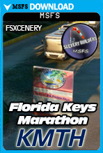 Florida Keys Marathon International Airport (KMTH) MSFS