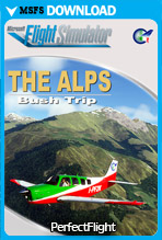 Bush Trip – The Alps (MSFS)