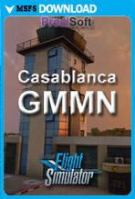 Casablanca Airport (GMMN) MSFS