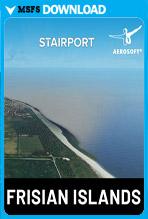 Airfields East Frisian Islands (MSFS)