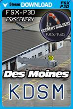 Des Moines Airport (KDSM)