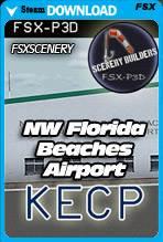 Northwest Florida Beaches International Airport (KECP)