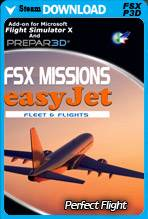 FSX Missions - easyJet