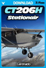 Carenado CT206H Stationair (X-Plane 11)