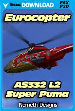 Eurocopter AS332 L2 Super Puma MkII