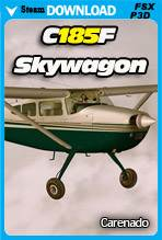 Carenado C185F SKYWAGON (FSX/P3D)