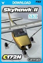 C172N Skyhawk II SKI (FSX)