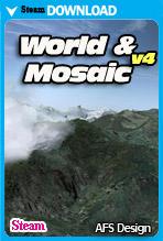 World & Mosaic v4 for (Steam)