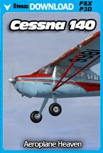 Cessna 140 (FSX/Steam/P3Dv3)