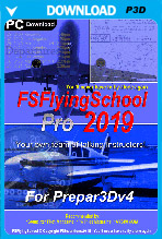 FSFlyingSchool Pro 2019 (P3D v4)