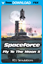 Fly To The Moon II - Spaceforce