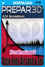 Accu-Feel v.2 Air, Land & Sea (P3Dv4-5 Professional)