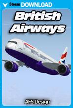 British Airways Airbus v2 (Steam)