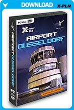 Airport Dusseldorf For X-Plane