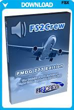 FS2Crew: PMDG 777 Voice & Button Control
