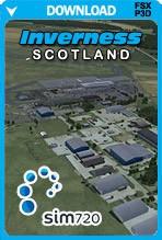 Inverness Airport EGPE (FSX+P3D)