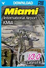Miami International Airport V3 (KMIA)