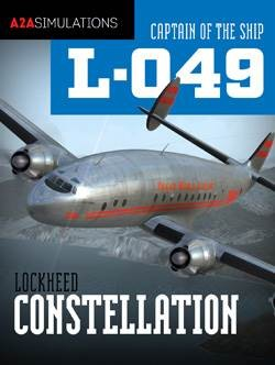 A2A Simulations - Captain of the Ship 049 Constellation (FSX)