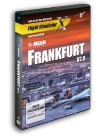 Mega Airport Frankfurt X V2 (FSX/P3D)