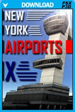 New York Airports X