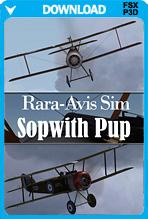 Rara-Avis Sim Sopwith Pup (FSX+P3D)