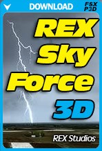 REX 5 - Sky Force 3D