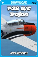 Ant's Airplanes Trojan T28 B/C
