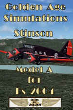 The Stinson Model A Trimotor
