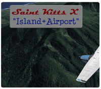 St Kitts Island And Airport