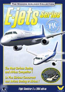 E-Jets Series (FSX/FS2004)