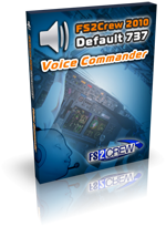 FS2Crew 2010 Voice Commander: Default 737 Edition (FSX)