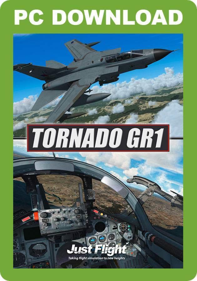 Tornado GR1 for FSX & P3D