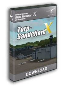 Torp-Sandefjord X (FSX +SE +P3D)