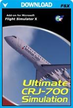 Ultimate CRJ-700 Simulation